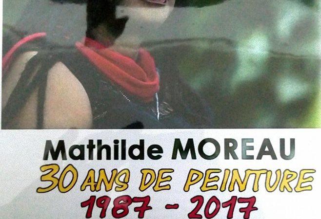 Mathilde Moreau – 30 ans de peinture