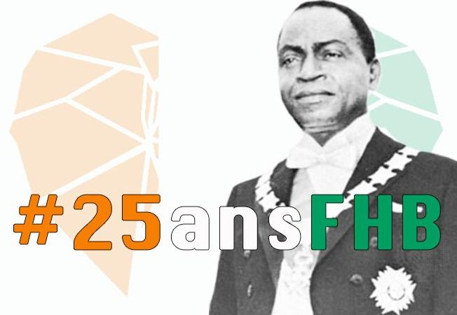 #25ansFHB – En hommage à Félix Houphouët Boigny