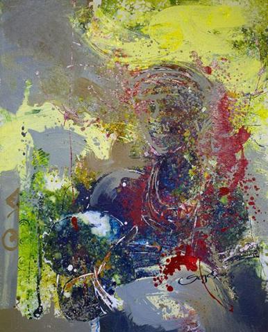 Univers de Femme de Serge Gossé du 25 janvier au 11 février 2018 à la Galerie Houkami Guyzagn