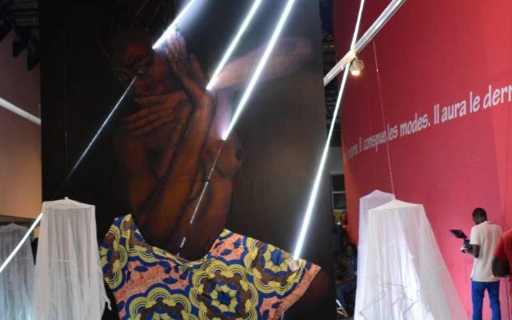 A Brazzaville, découvrons ' Source de Lumière ' première exposition solo de Punch Mak