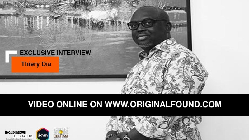Let's discover the exclusive interview of Thierry Dia a genuine talents spotter from Côte d'Ivoire