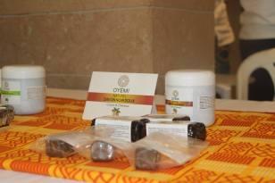 Seen Expo Afro Chic #1 - Oyémi Savon noir Doux