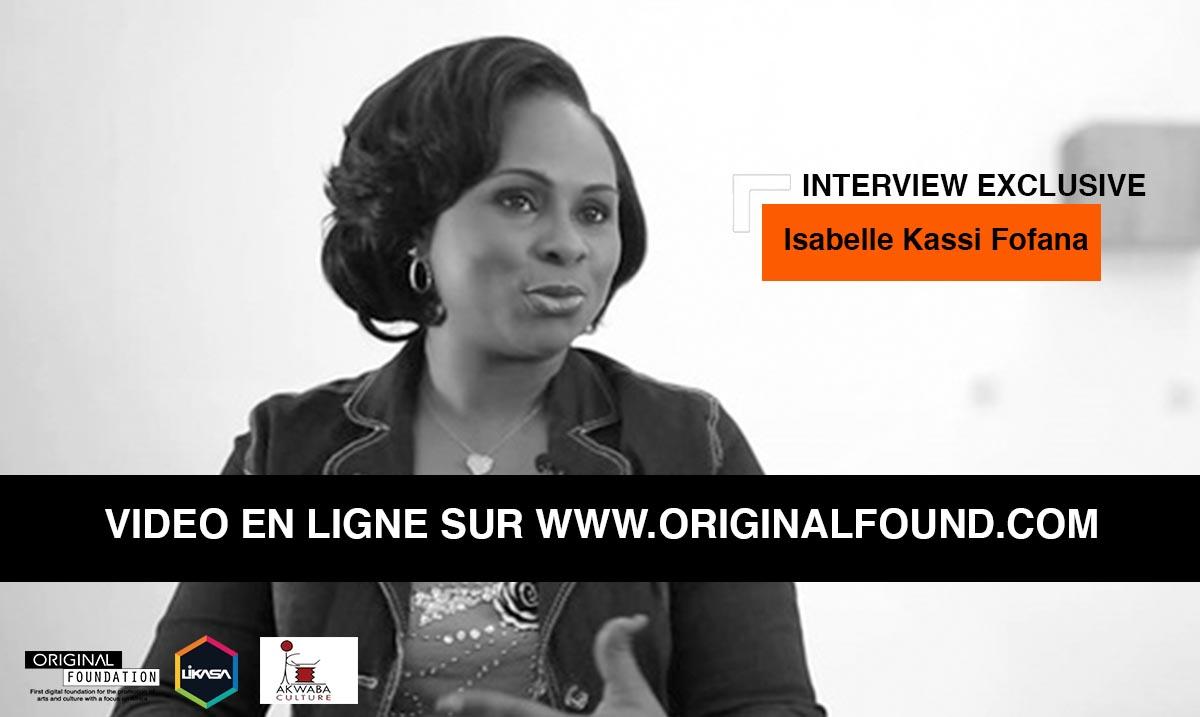 Découvrez l'interview de Isabelle Kassi Fofana, Ambassadrice de la Littérature Africaine
