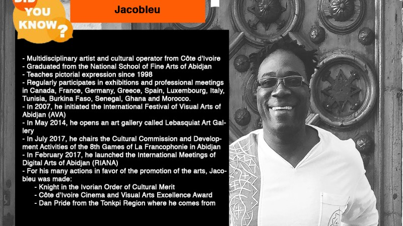 Did you know? : Let's discover Jacobleu
