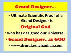Creator is Grand Designer
