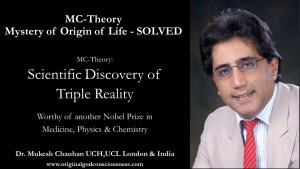 Scientific discovery of Triple reality