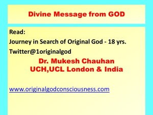 Journey in Search of God