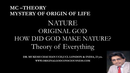 How did God make Nature - discovery