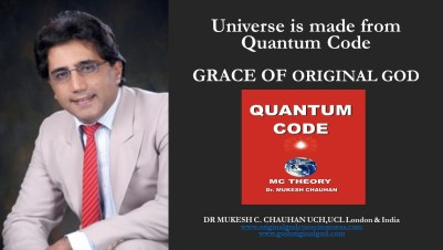 Universe is made from Quantum Code