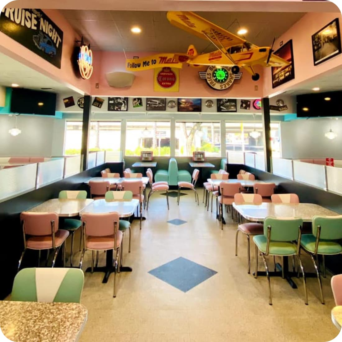 Explore our menu · check out our catering menu. The Original Mels Diner And Home Of American Graffiti