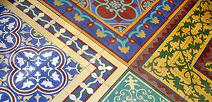 Cement Tiles - Tiles