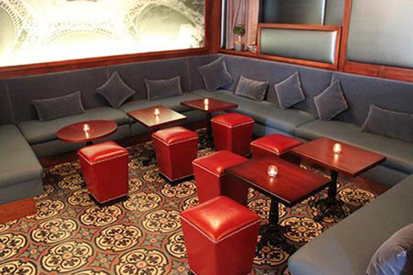 Cement Tiles Aperitif Restaurant