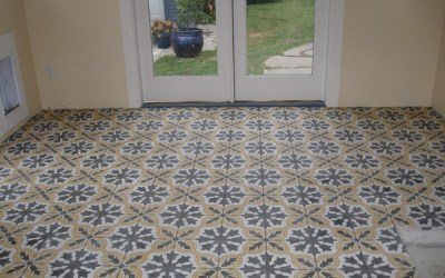 Cement Tiles Living rooms