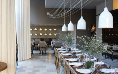 Cement Tiles ELLA Restaurant