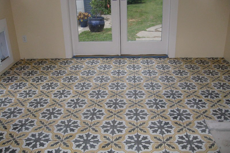 In Stock Cement Tiles | Original Mission Tile | Manufacturer