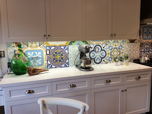 Mind-Blowing Spanish Tile Design Ideas For Kitchen