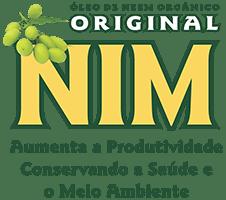Original Nim – Aumenta a Produtividade Conservando a Saúde e o Meio Ambiente. Logo