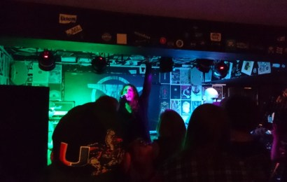 Live Review: Energy at Bournemouth's Anvil