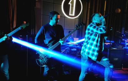 Live Review: BBC Radio One Rocks at Maida Vale Studios