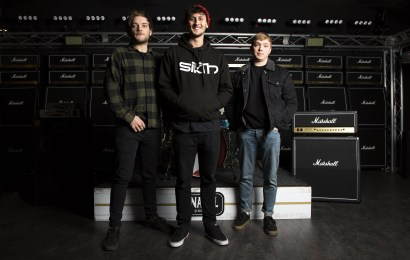 Press to MECO sign with Marshall Records + announce album release date