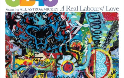 Album Review: UB40 featuring Ali, Astro & Mickey – A Real Labour Of Love