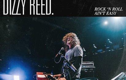 Album Review: Dizzy Reed – Rock 'N' Roll Ain't Easy