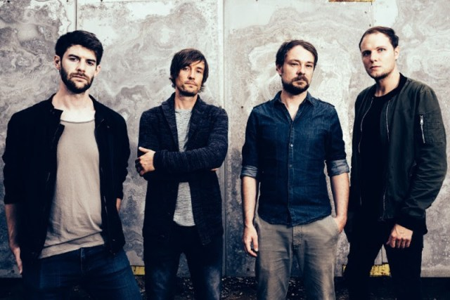 The Intersphere release new single / video for 'The Grand
