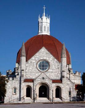 First Baptist Church, Montgomery, Alabama.