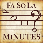 FaSoLa Minutes app