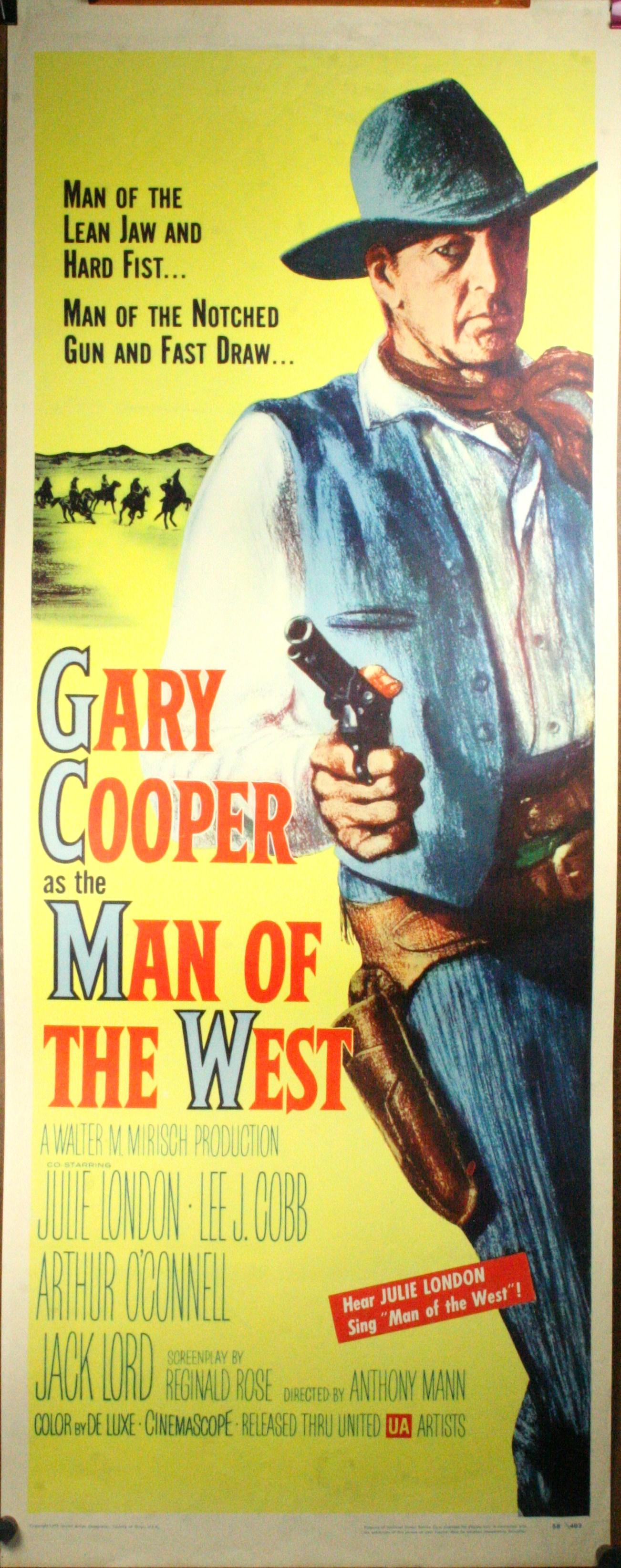 Lee Man J Cobb West