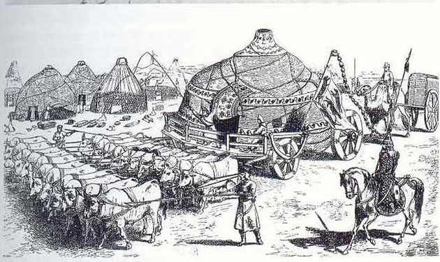 yurts in history and art original mongolian yurts