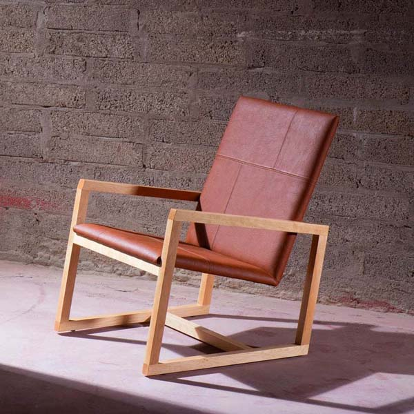 Stanley Lounge Chair Fergal O'Leary