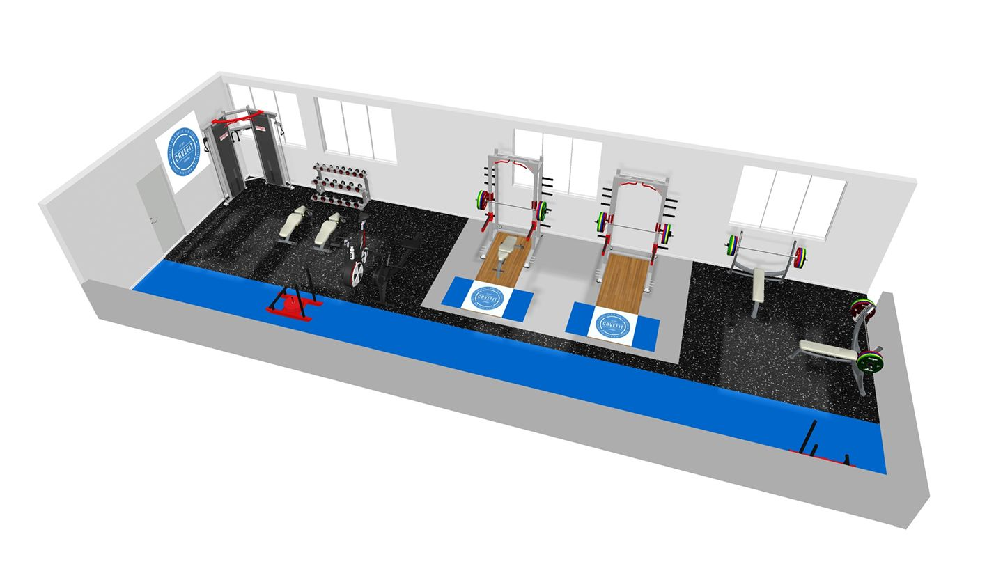 Best Kitchen Gallery: Gym Design And Planning Origin Fitness of Sport Gym Floor Plan on rachelxblog.com