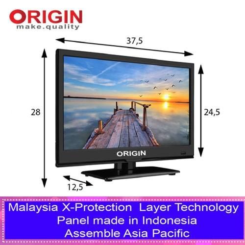 origin16 inch tv price in bangladesh