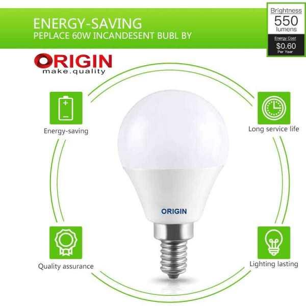 Origin Backup LED Bulb price in Bangladesh
