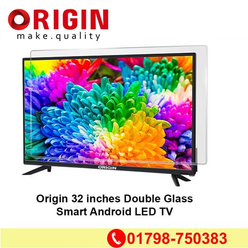 32 inches Double Glass Android TV price in Bangladesh