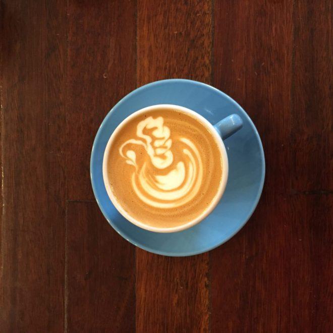 Latte Art by Prufrock