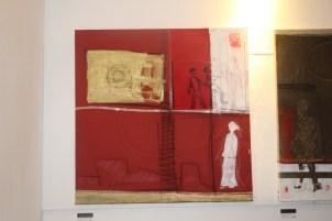 Friction de Essoh Sess - Cité des Arts #2