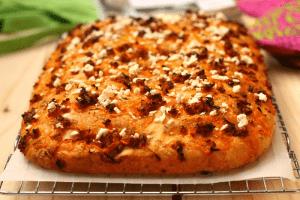 Beneficios pan con aceite de oliva + Receta focaccia