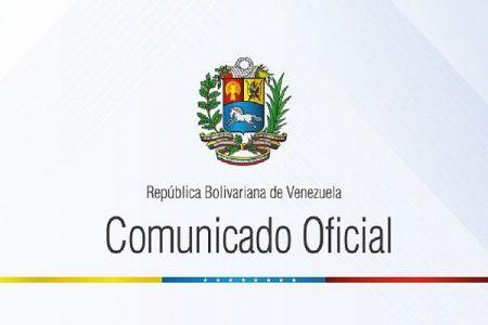 Venezuela expresses concern over repressive acts against the French people (+ Communiqué)