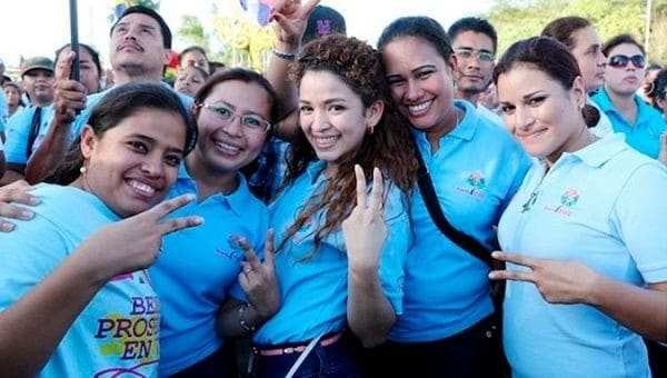 Nicaragua in Fifth Position For Gender Equality in The World