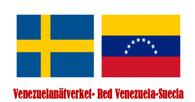 Sweden: Social Movements Reject Aggressions of the Lima Group Against Venezuela