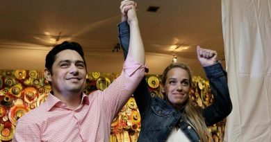 US Accepts Guaido's Designation of Vecchio as Venezuelan Charge D'Affaires to US