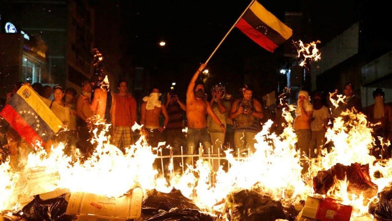 Venezuela's US-Backed Opposition and Economic Sabotage (Radio Interview)