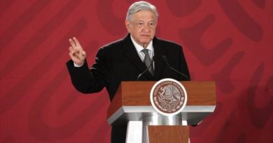 López Obrador Rejects Guaidó's Request to Support the Coup