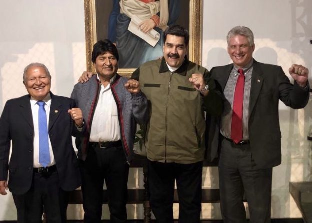 International Delegations Arrive in Caracas to Attend Maduro's Inauguration