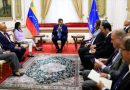 * European Diplomats Reaffirm Their Support for Maduro's Second Term