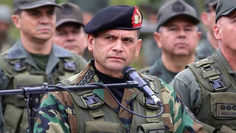 """Remigio Ceballos: """"FANB supports Maduro in the face of US coup"""""""