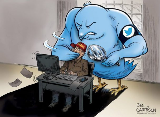 Twitter Closed Hundreds of Venezuelan Accounts, Affecting Correo del Orinoco and the Vice President's Office