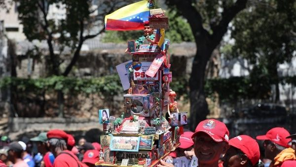 International Peoples' Assembly in Caracas to Begin Sunday